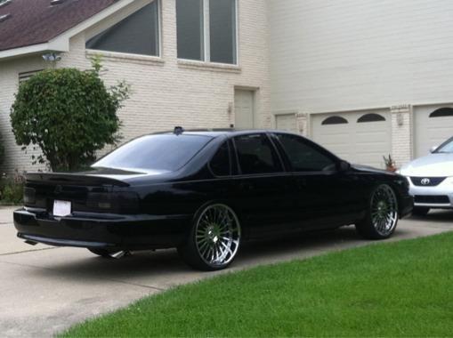 Custom 1996 Impala SS