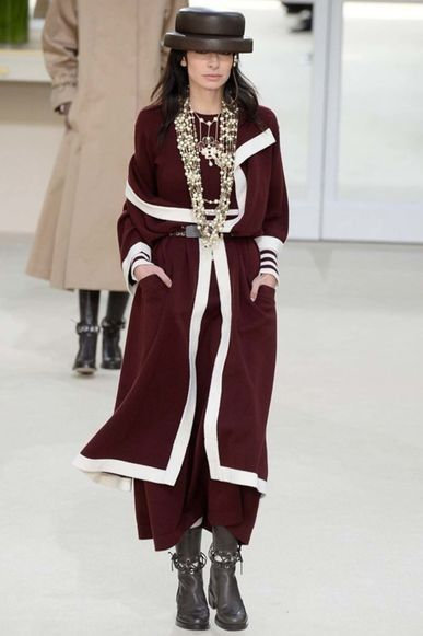 Chanel ready-to-wear autumn/winter '16/'17: