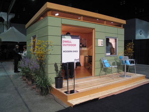 Lovely ... Office Combo In Unique Timber Tube Form   Shoffice. See More. Modern  Shed