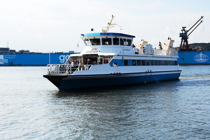 Älvsnabben/ Ferry