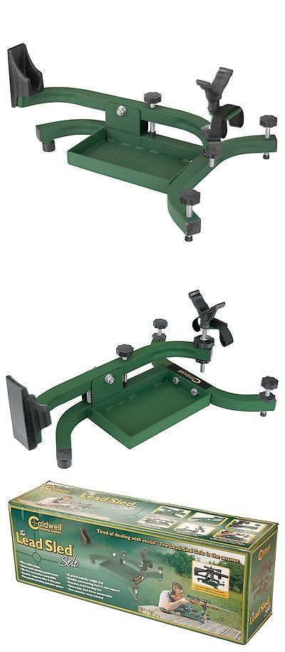 Smithing Equipment 73962: Caldwell Lead Sled Solo Gun Rest 101-777 -> BUY IT NOW ONLY: $79.29 on eBay!