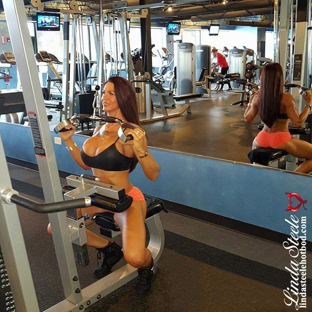 392 Likes 14 Comments Linda Steele Lindasteelefitbod On Instagram Short Workout Today Periscope Had Issues Thanks For Joining Steele Get Fit Workout