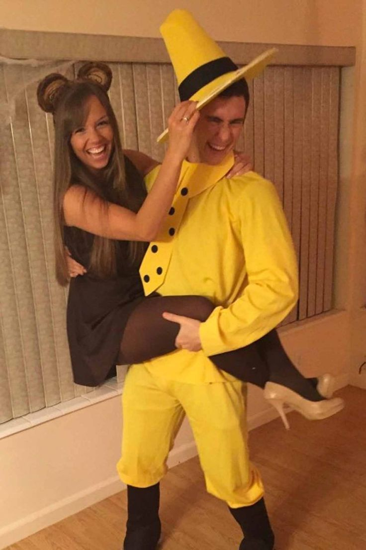 Get Your Partner To Wear These Couples Costumes This Halloween