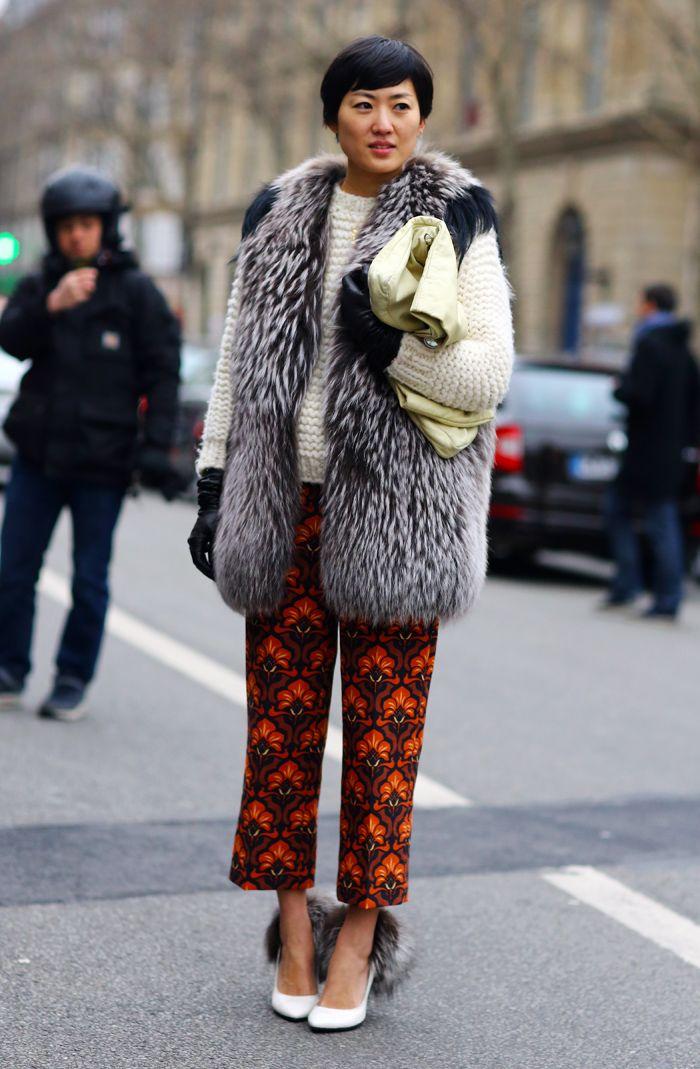 Shizue Hamano, Vogue Nippon | Street Fashion | Street Peeper | Global Street Fashion and Street Style
