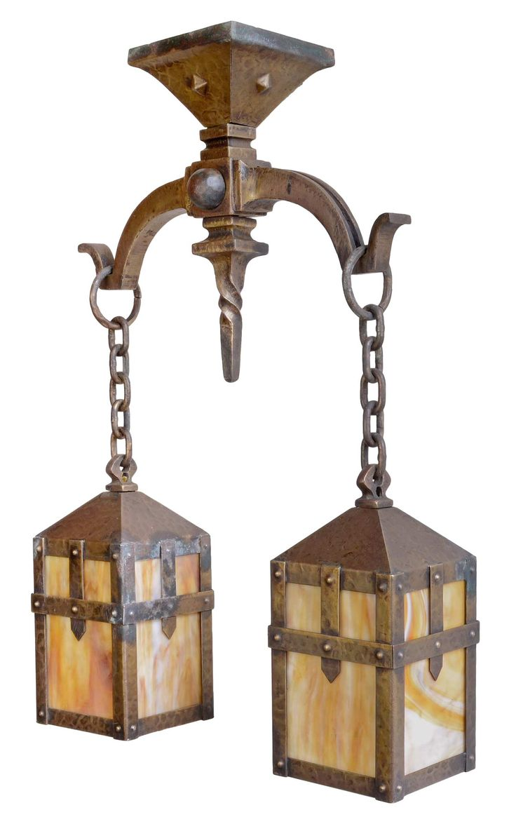 197 best ac illumination images on pinterest chandeliers art original arts crafts fixture with lanterns arts and crafts traditional chandeliers dering hall arubaitofo Images