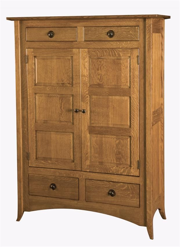 Amish Shaker Hill Cabinet