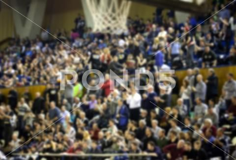 Blurred Background Of Crowd Of People In A Basketball Court Stock Photos Ad Crowd People Blurred Background Blurred Background Blur Photo Photo