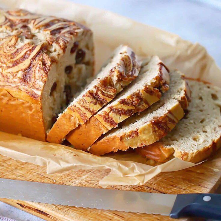 Paleo, GrainFree, Cinnamon Raisin Bread Lila Ruth Grain