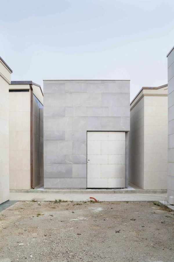 EXiT Architetti Associati builds a Family Chapel to stay close to loved ones