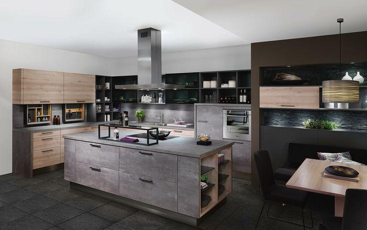 16 best Cuisine EWE images on Pinterest | Unternehmen, Küchen und Raum
