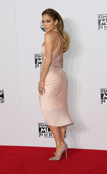 Jennifer Lopez Photos: 42nd Annual American Music Awards - Arrivals