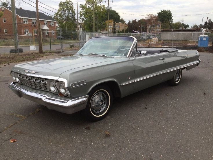 Nice Great 1963 Chevrolet Impala SS 409 1963 Chevy Impala SS 409. 2017 2018 Check more at https://24auto.ga/2017/great-1963-chevrolet-impala-ss-409-1963-chevy-impala-ss-409-2017-2018/