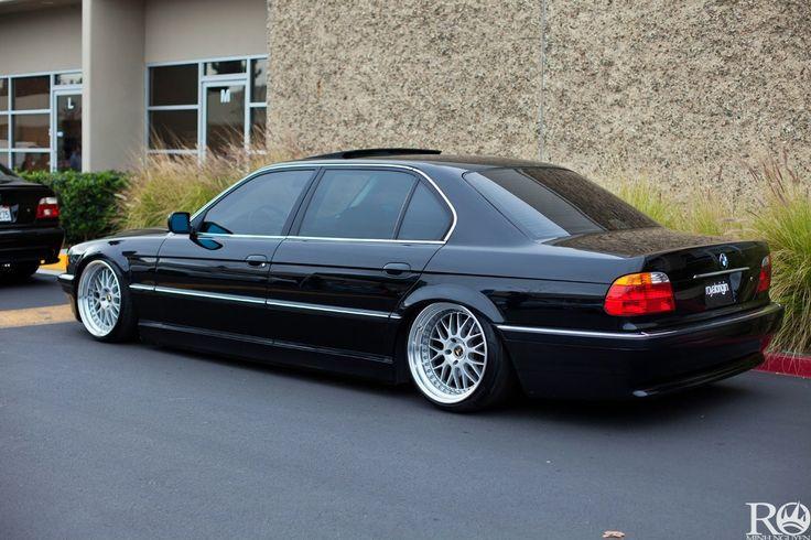 Stance e38   BMW E38 Long VIP Style