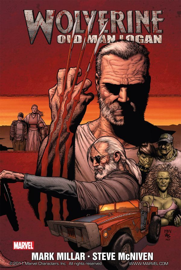 Old Man Logan Comic Book Reading Guide - IGN