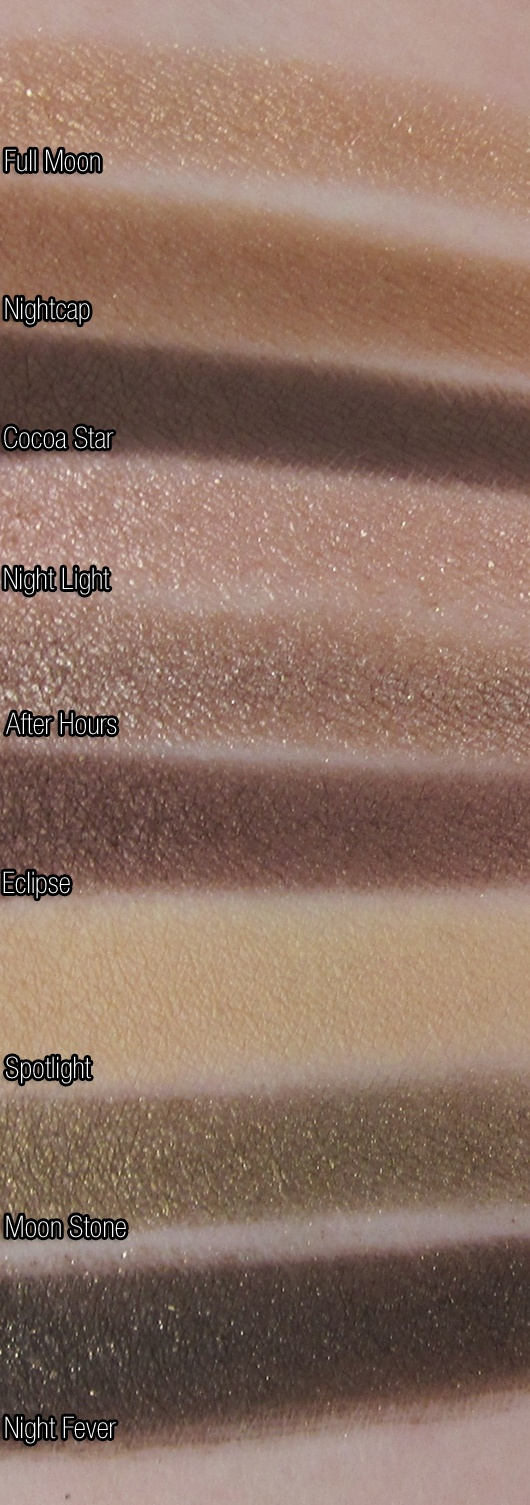 """""""These are all warm neutrals that are anything but boring. The pigments are pigment-rich, long lasting, and are super buttery smooth. Using the eyeshadows inside Natural at Night is a real treat."""": Eyeshadows Palettes, Too Faced Eyeshadow, Warm Neutral, Faces Eyeshadows, Photo, Eyeshadow Palette, Eyeshadows Inside"""