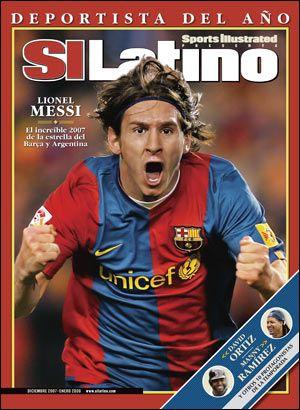 Sports Ilustrated Latino 2007