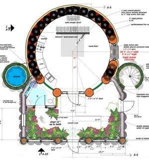 1049 besten dome rond huis bilder auf pinterest pavillon afrika l nder und afrikanische - Casas de madera y mas com ...