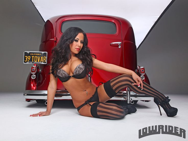 Hot girls and lowriders — 2