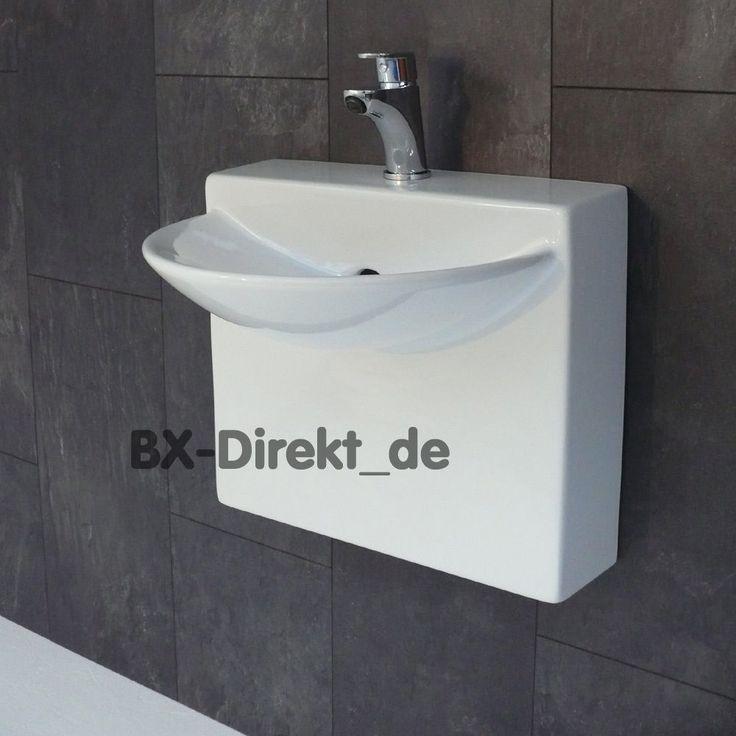 Designer Handwaschbecken für's Gäste WC ArtCeram Keramik Waschbecken aus Italien