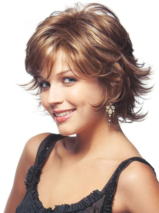 Flipped Out Hairstyles For Medium Hair