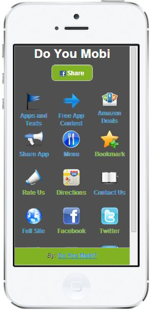 You can get an affordable smartphone app for your biz at http://www.facebook.com/doyoumobi Apps are priced from $10 a month for a home business to $99 a month for a storefront with full features! Your app can be ready within 24 hours! I would love to set you up a demo to see what we can do for your business!