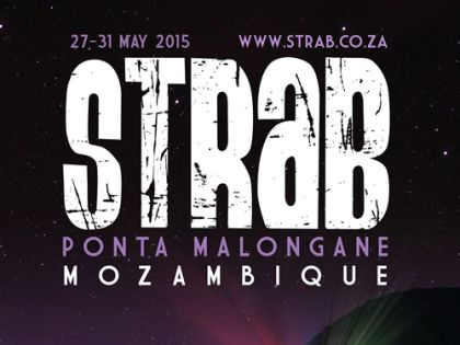 STRAB, The Subterranean Rhythm & Blues experience.  The idea of a music festival in Mozambique started in 2001 when a group of scuba divers decided to add some live music to one of their weekends at Ponta Malongane, located at the southern tip of Mozambique. It started out as the Birthday Bash and in 2003,  In 2015, the event will take place from 27 - 31 May 2015. http://strab.ticibox.com/welcome.php