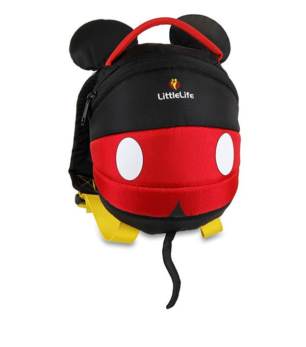 This collection of toddler backpacks is amazing. Im sure my son would absolutely adore this Mickey Mouse one :)