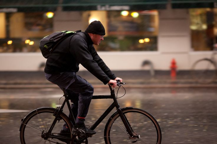 https://flic.kr/p/aPKQWV | Copenhagen Bikehaven by Mellbin - Bike Cycle Bicycle - 2011 - 0448 | Even heavy rain can be braved in style.