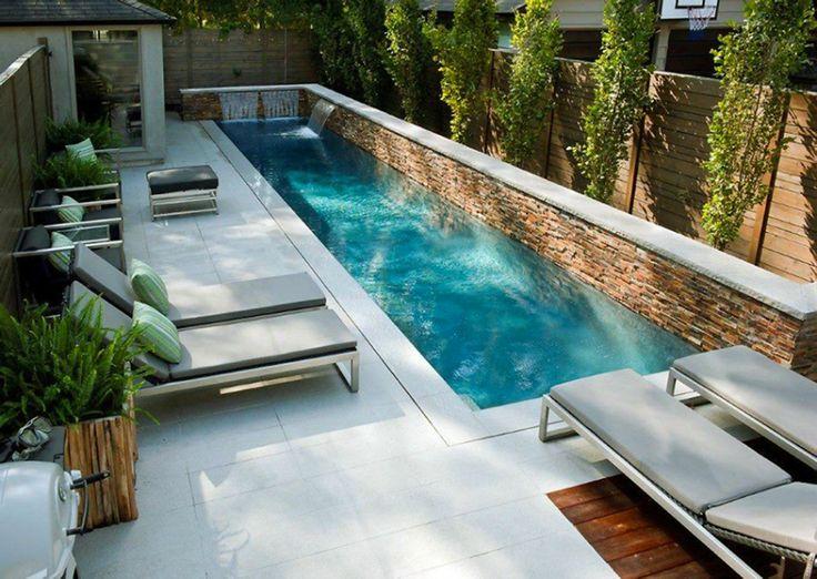 25 beste idee n over kleine tuin zwembaden op pinterest for Zwembaden in tuin