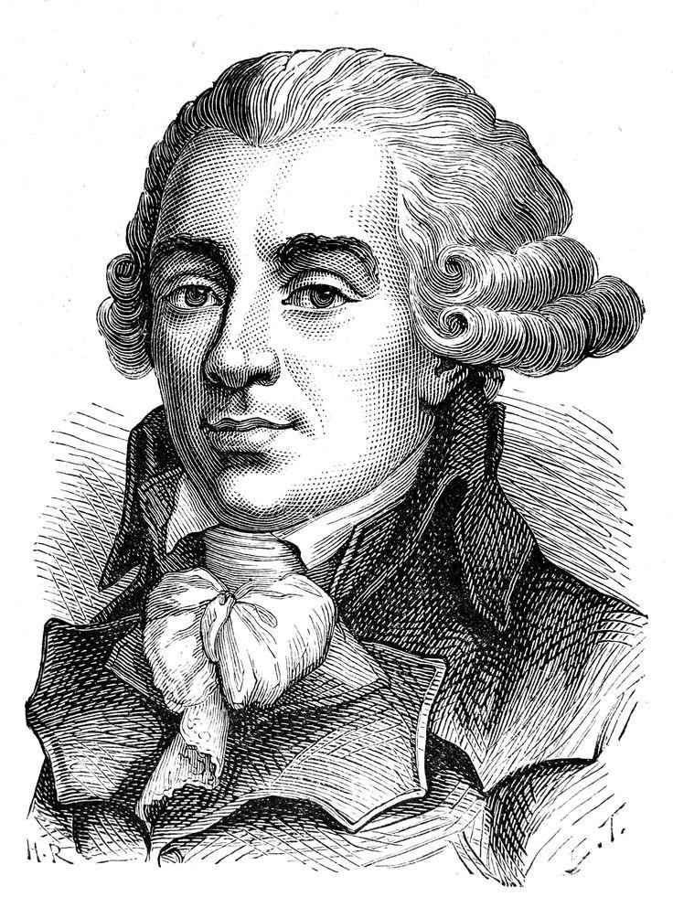 Pierre Victurnien Vergniaud French revolution, Sketches