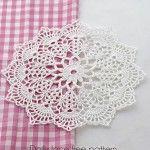 Free Crochet Doily Patterns - Karla's Making It
