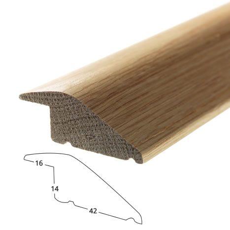 Solid Oak Ramp Trim