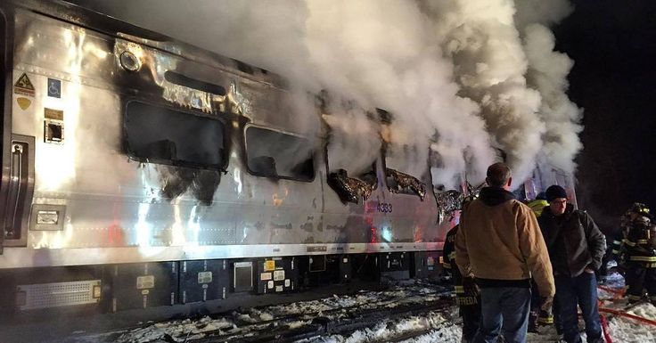 FEATURED POST @kempterfirewire - WASHINGTON - The third-rail design made the Valhalla train crash as deadly as it was investigators will tell the National Transportation Safety Board at a meeting Tuesday a source familiar with the briefing said. Six people died and many more were hurt in February 2015 when a Metro-North Harlem Line train plowed into a Mercedes-Benz SUV stopped on the tracks at the Commerce Street rail crossing in Mount Pleasantin the deadliest accident in the railroad's…