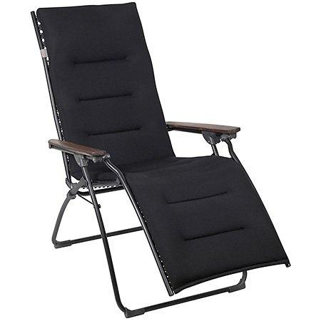 Lafuma Evolution AIR Recliner Black Air ComfortR Zero Gravity Chair More Details At