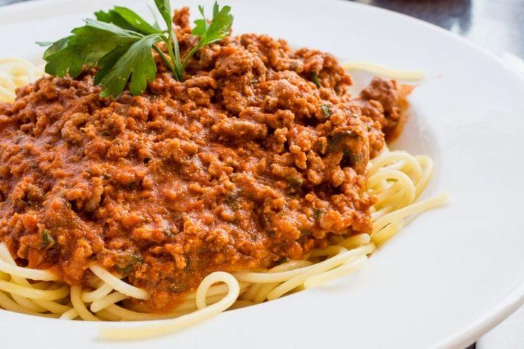 Recette de Sauce à Spaghetti rapido à la mijoteuse !
