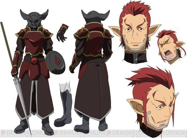Character Design Game Anime : Best images about sword art online on pinterest more