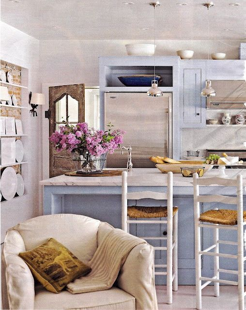 111 Best The Kitchen Can Be Blue Happy Images On Pinterest Home Ideas For The Home And