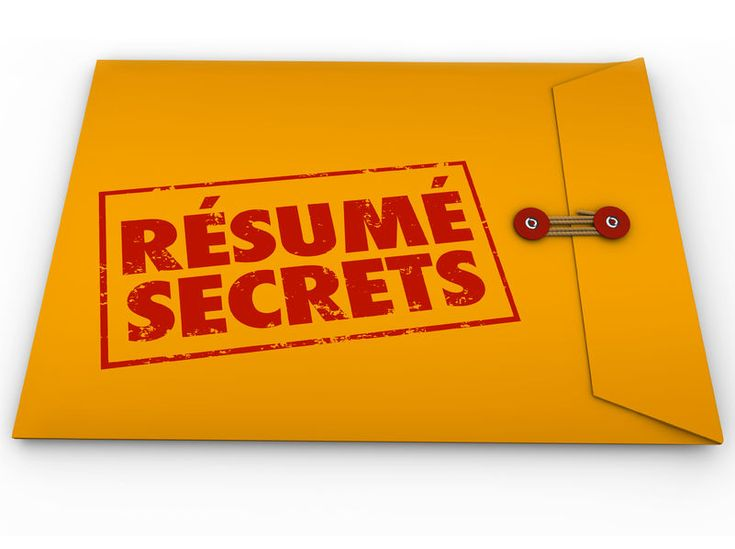 48 best Resume Tips and Tricks images on Pinterest - how to do a perfect resume