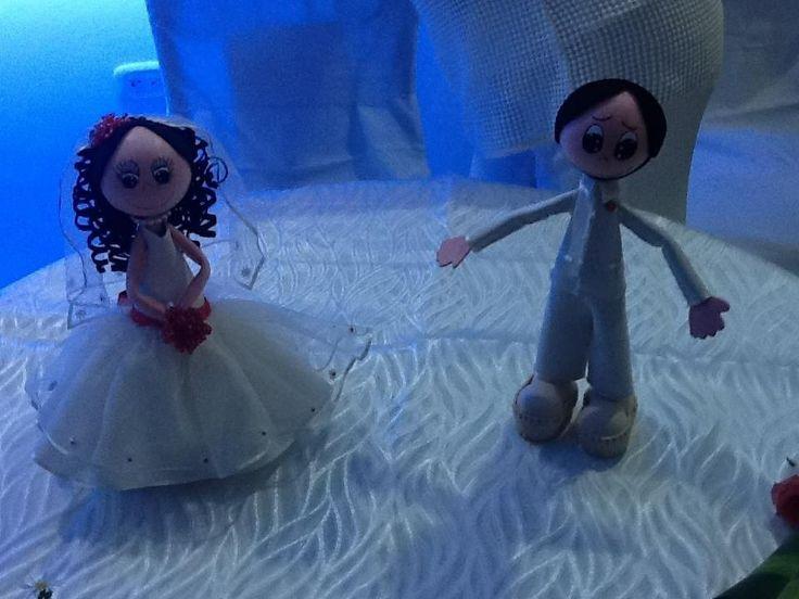 Novios para matrimonios  3164508024-3566984  Deja volara tus sueños con Decorsweet