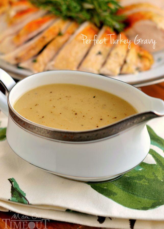 The Best Turkey Gravy Recipe
