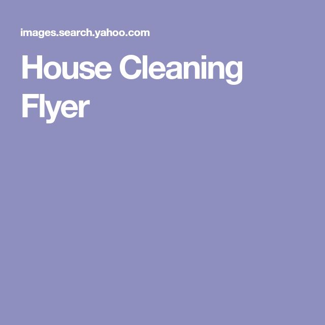 Mer enn 25 bra ideer om Cleaning flyers på Pinterest Flyer - house cleaning flyer
