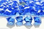 Dark Blue Gem Stones - 3/4 lb Bag - 2.75