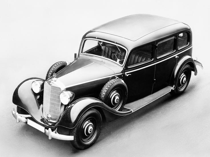 Mercedes 320 Pullman
