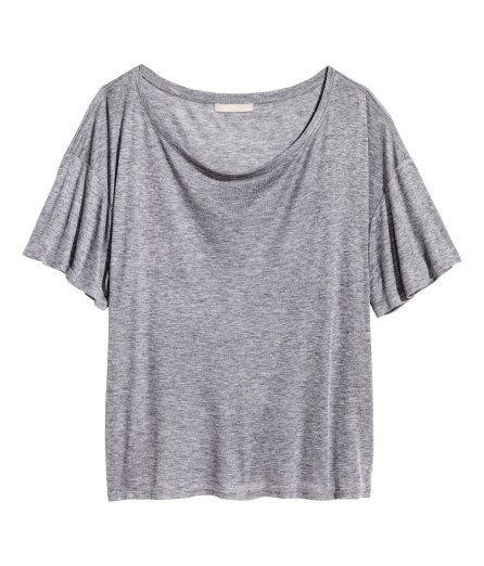 Shirt aus Seidenmischung