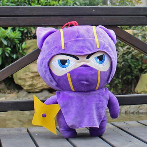 Cute-Kennen-League-of-Legends-LOL-Soft-Plush-Stuffed-Toy-Figure-Doll-Game-Gift-N