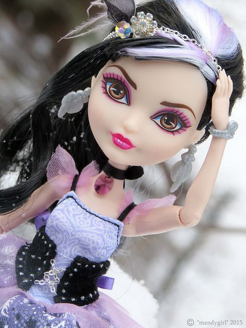 Ever After High Duchess Swan Doll | Flickr - Photo Sharing!