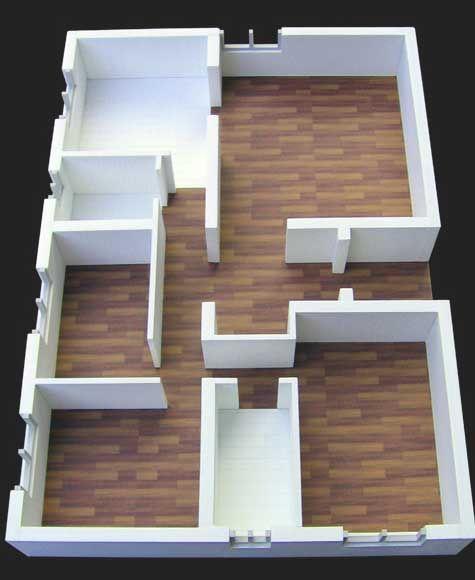 como hacer muebles en miniatura con materiales reciclados - Buscar con Google