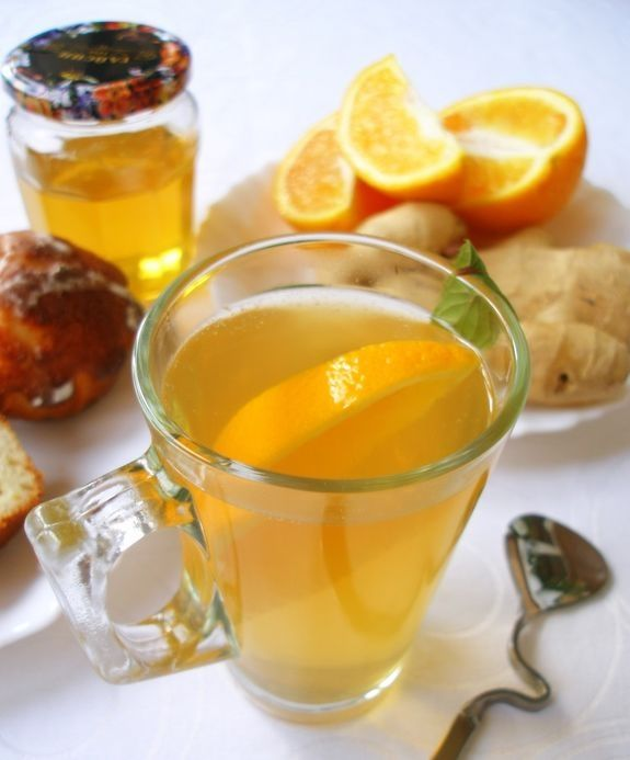 имбирный чай для похудения отзывы и результаты