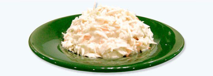 Coleslaw Salatası tarifi | Hafif Tarif
