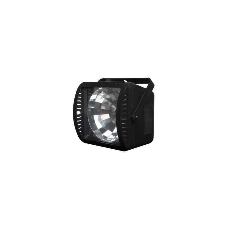 Lava Lite Strobe Light, Black